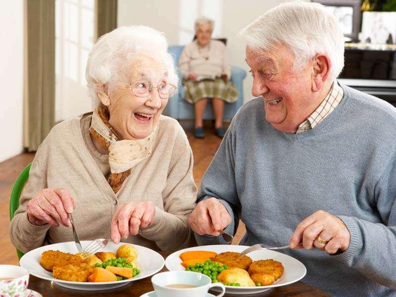 càtering a domicili per a gent gran