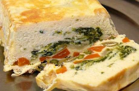 pastís de verdures