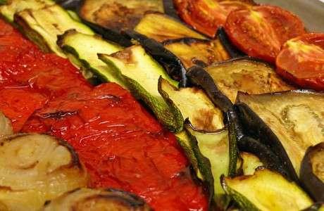 Verdures a la planxa
